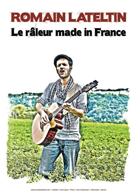 roamin lateltin,le râleur made in france,interview