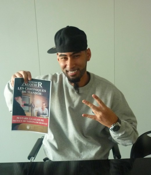 la fouine,laouni,interview,chronique
