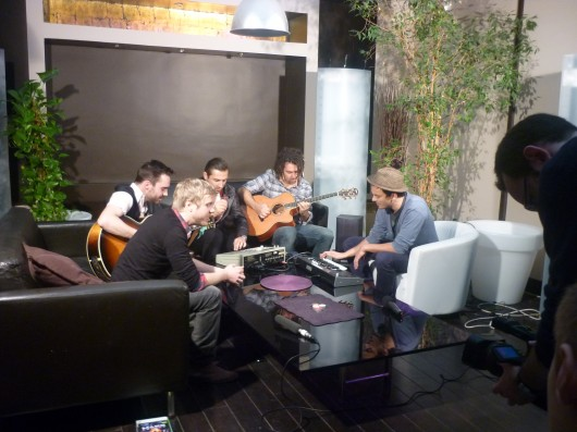 empyr, unicorn, interview, session acoustique, musiquemag, mandor