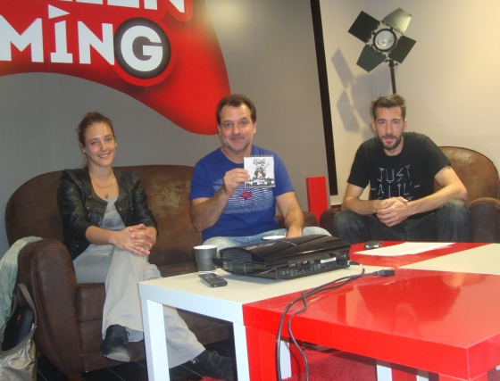 antiloops,ludivine issambourg,mr gib(yep),interview,mandor