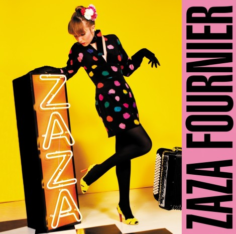 ZAZA FOURNIER_Cover ALBUM.JPG