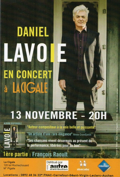 daniel lavoie,j'aime la radio,la cigale,interview