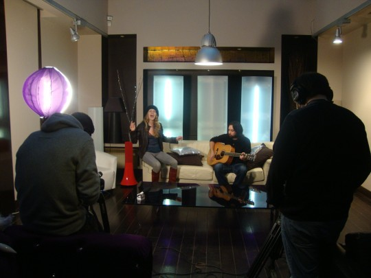 lola,my major company,session acoustique,interview,mandor