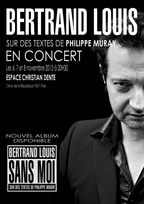 bertrand louis,sans moi,philippe muray,interview,mandor