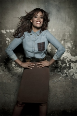 amel bent,instinct,interview,mandor